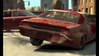 GTA IV - Stunts 245