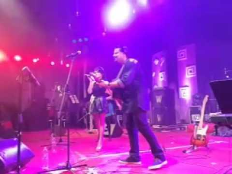 Madari sonu kakkar and clinton cerejo Live performance at Cult a Way 2014