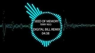 Terry Reid, Seed of Memory by Digital Bill Remix 2nd Video with Visualizations