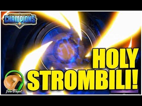 DUNGEON HUNTER CHAMPIONS: FIRST NAT 5 HYPEEEE TRAINNNNN!!!!!