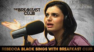 Rebecca Black Sings