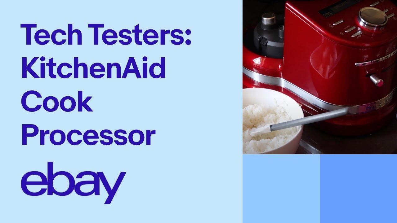 kitchenaid cook processor. kitchenaid cook processor review - ebay tech testers kitchenaid k