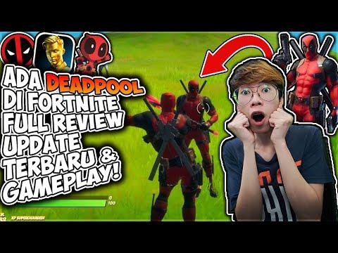 Bisa Dapetin Skin Deadpool Di Fortnite X Marvel Avengers Kolaborasi Lagi *UPDATE* (AKHIRNYA RILIS!)