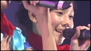 Berryz工房ライブツアー2005秋~スイッチON!~ より.