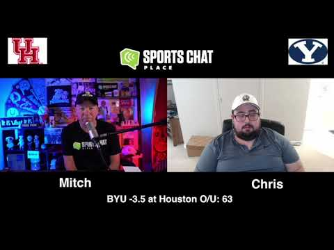 BYU at Houston College Football Picks & Prediction Friday 10/16/20 Sports Chat Place