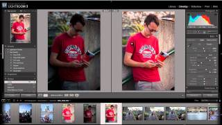 How to: Create a HDR image from one exposure in Lightroom, Photoshop or Aperture
