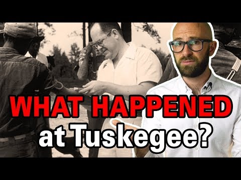 The Appalling Tuskegee Syphilis Experiment