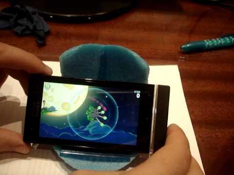 Review Sony Xperia U en español