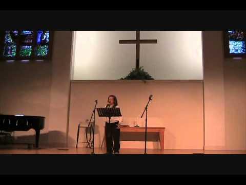 Spirit,Spirit Of Gentleness Sung By Laura Handziuk