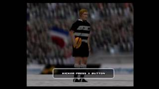 Rugby 2004  British Isles vs Barbarians Part 1