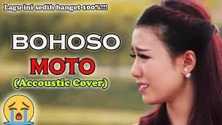 Gambar cover ASLI..LAGU INI SEDIH BANGET!!! 😭😢| Bohoso Moto (Accoustic Cover) By.Soni Egi