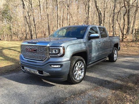 2016 GMC Sierra 1500 Denali – Redline: Review