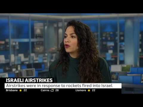 Noura Erakat on Australia Broadcasting Corporation