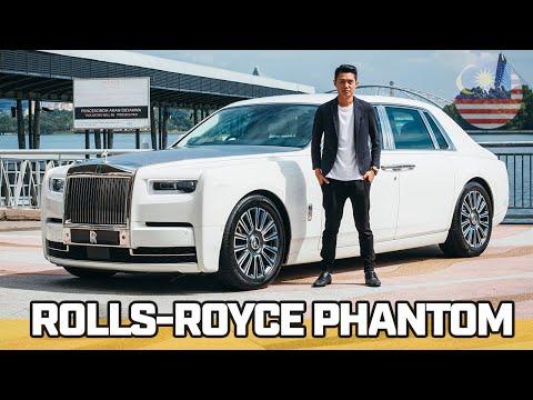 The Rolls-Royce Phantom VIII 人類史上最好的汽車 | RM8,000,000 開箱試駕 !
