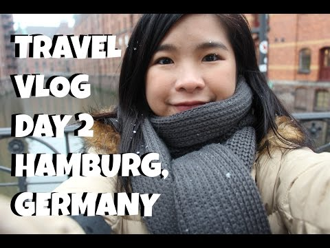 [Travel Vlog旅游日记]Hamburg Germany 德国汉堡 Day 2
