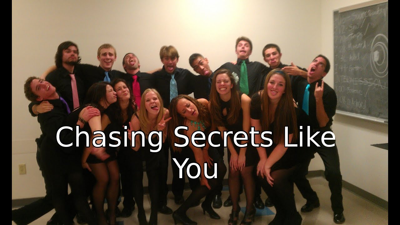 Boston physical therapy university - Chasing Secrets Like You A Capella Boston University Treblemakers