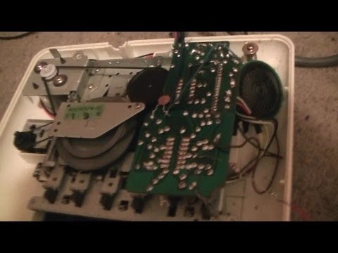 C64 Load Program on Datasette with mp3 player - eflose #247