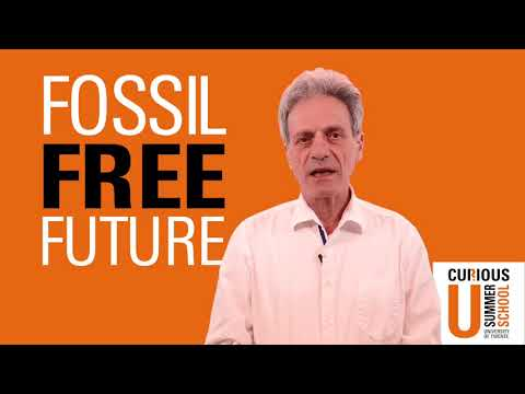 Fossil Free Future |  CuriousU summer school  2018 | University of Twente