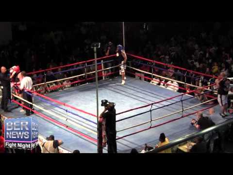 Jermal Woolridge vs Joey Brozovich At Fight Night, April 5 2014