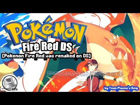 [NDS] Pokemon Fire Red DS - Gameplay | Download | Pokemoner.com