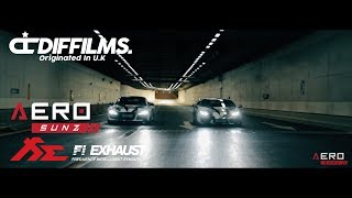 Fi Exhaust X AeroSunZ / DIFFILMS / AUDI R8 / LAMBORGHINI HURACAN
