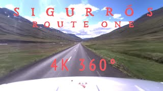 Gambar cover Sigur Rós - Route One [Part 5 - 360°]
