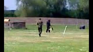 Raf Dog Section Training 2