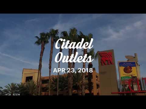 Citadel Outlet - Commerce City - CA