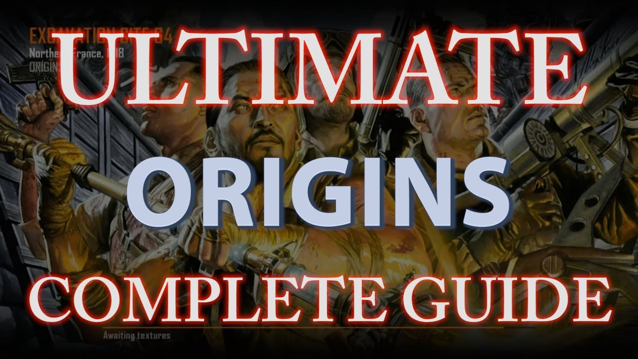 New ultimate origins guide everything covered quick - Black ops 2 origins walkthrough ...