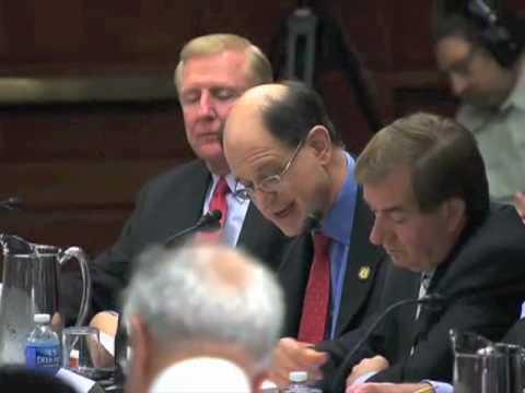 Congressman Brad Sherman (D-CA) Delivers Statement on Iran Sanctions