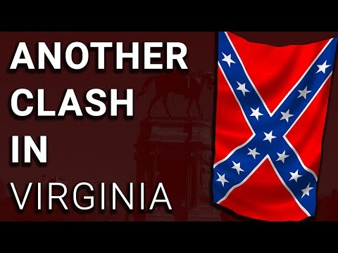 Right-Wing Nuts Invade Virginia, Defend Slavery