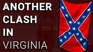 Right-Wing Nuts Invade Virginia, Defend Slavery