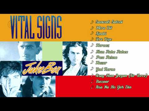 Vital Signs || Hit Songs Collection || EMI Pakistan