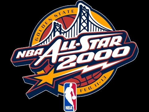 NBA All Star Game Oakland - 2000 - DSF