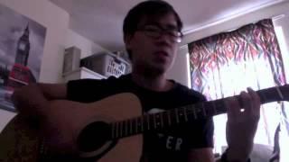 蘇打綠/鄧麗君 - 我只在乎你 (acoustic guitar cover)