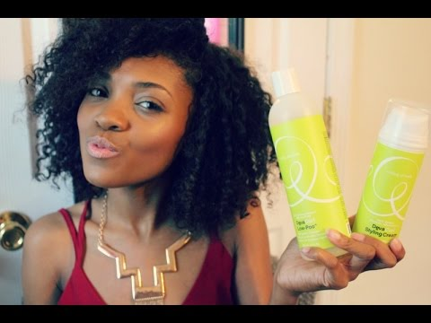 haul devacurl products for naturally curly hair youtube