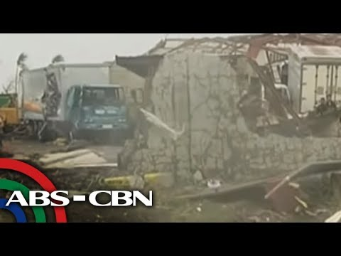 Ted Failon recalls Yolanda's wrath in Tacloban
