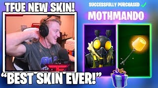 TFUE Gets *NEW* Mothmando Skin & LAMP Pickaxe! (Fortnite FUNNY & Daily Best Moments)