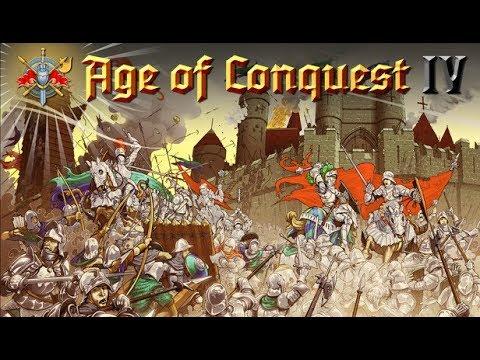 Глобальная стратегия и большая песочница. Стрим по Age Of Conquest IV