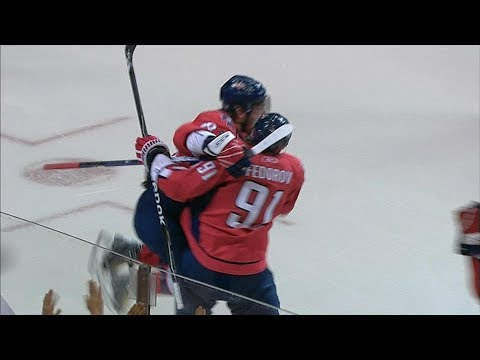 Ovechkin 2009 Playoffs Highlight Reel