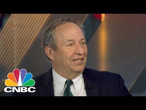 Larry Summers On Dangers Of President Donald Trump's Trade Deals | Squawk Box | CNBC