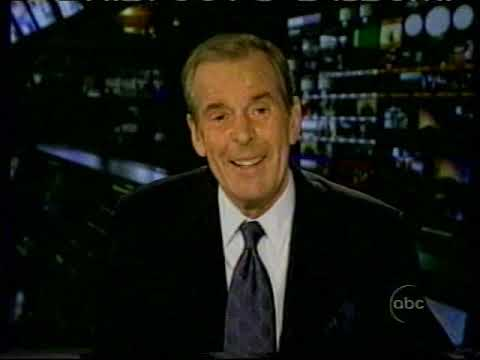 ABC World News Tonight   August 8 2005