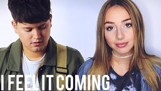 The Weeknd I Feel It Coming Ft. Daft Punk Emma Heesters & Shaun Reynolds Cover