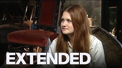 Bonnie Wright Talks Connection Between Ginny Weasley And Harry Potter | FROM THE VAULT
