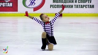 Чиглинцева Ульяна Уфа юн фигурист 2011