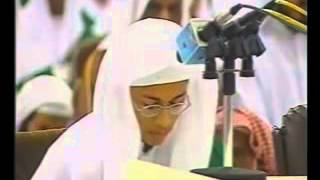 WORLD QURAN COMPETITION IN MADINA- 2002