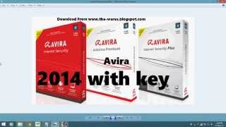 Avira Internet Security 2014 14.0.1.759 with License key and crack
