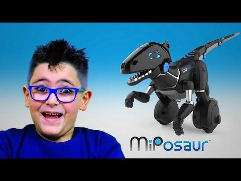 MIPOSAUR DINOSAURO SUPER ROBOT - Leonardo D