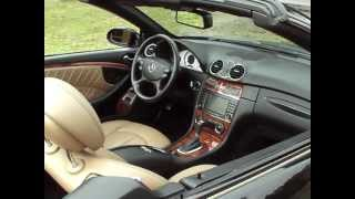 2009 Mercedes-Benz CLK 350 Convertible - For Sale - MOV001