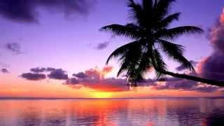 Закат солнца / Sunset beach